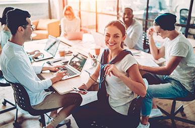 Adaptación de comportamientos usando DISC para tener éxito en el lugar de trabajo