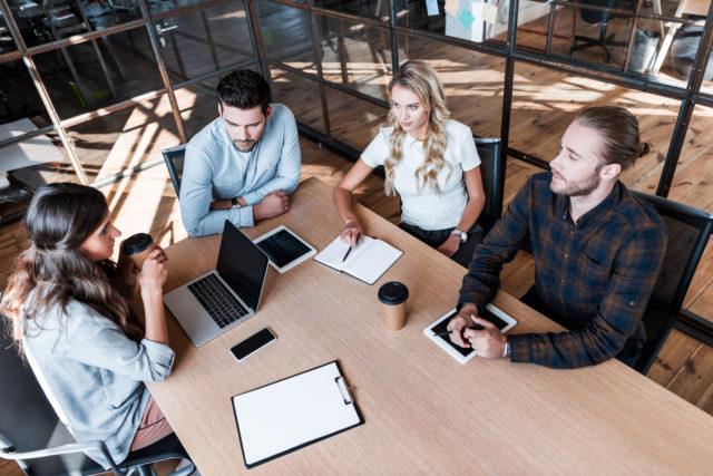 Estrategias Para Crear Equipos Productivos Que No Conocías